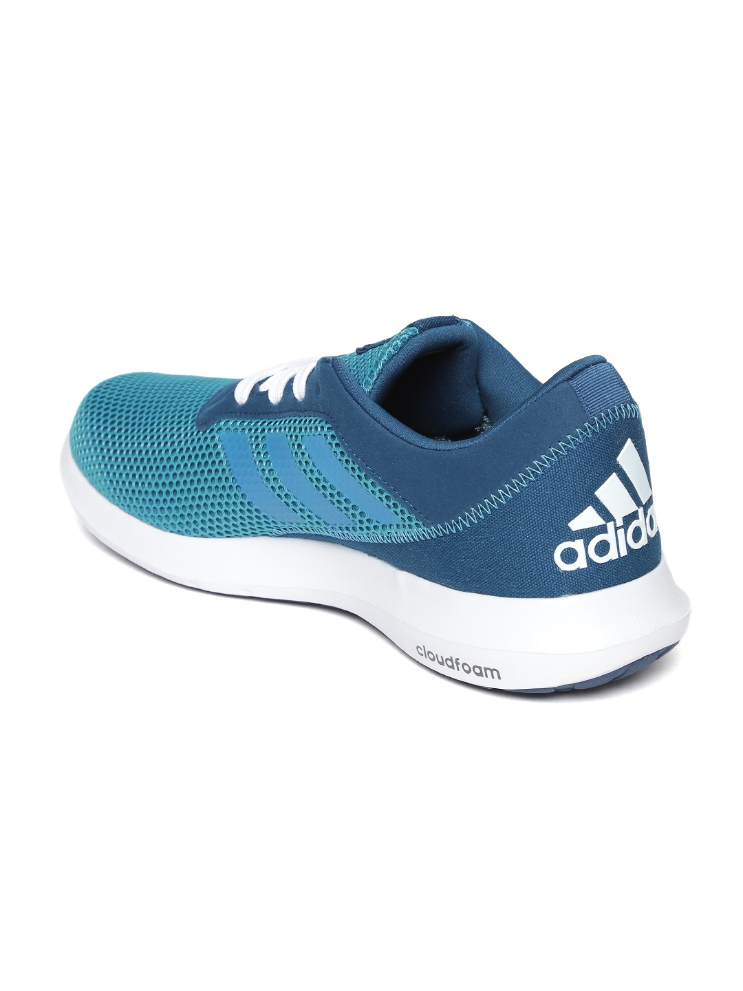 47c5fae3e52 Buy ADIDAS Men Teal Blue Element Refresh 3 Running Shoes - Sports ...