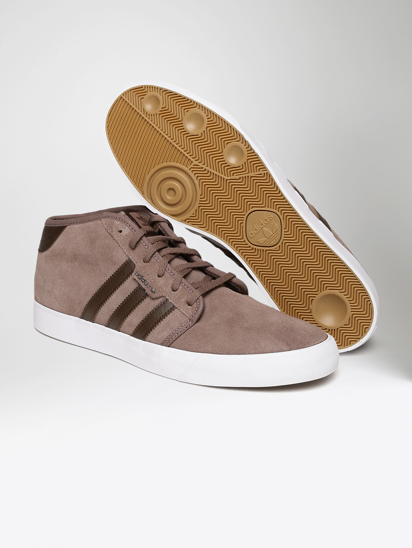 Buy ADIDAS Originals Men Brown Seeley Sneakers Casual