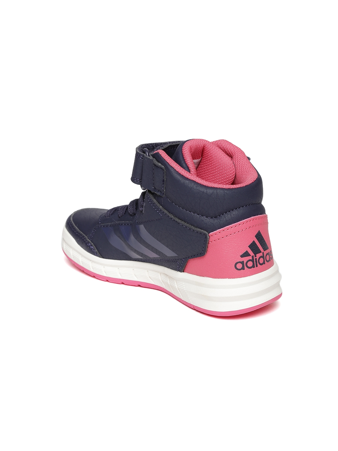 promo code 6082b c3234 ADIDAS Kids Navy ALTASPORT EL Mid-Top Training Shoes