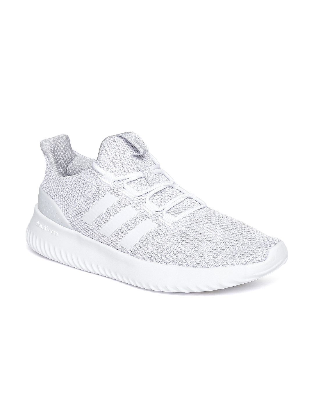 Buy ADIDAS NEO Men Grey CLOUDFOAM ULTIMATE Sneakers - Casual Shoes ... 8fe8d7801