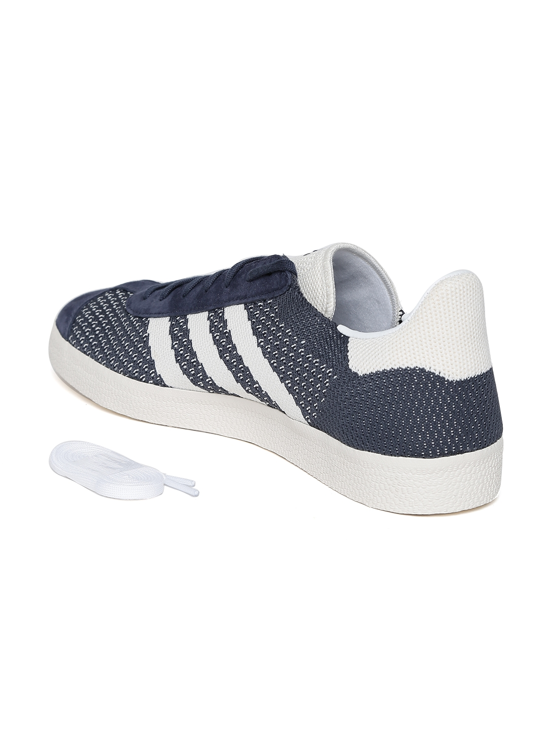 c2058af4b4ae Buy ADIDAS Originals Men Navy GAZELLE PrimeKnit Sneakers - Casual ...