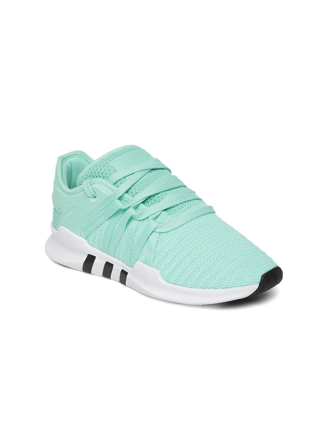 new arrival 24f55 debb5 ADIDAS Originals Women Green EQT Racing ADV Sneakers