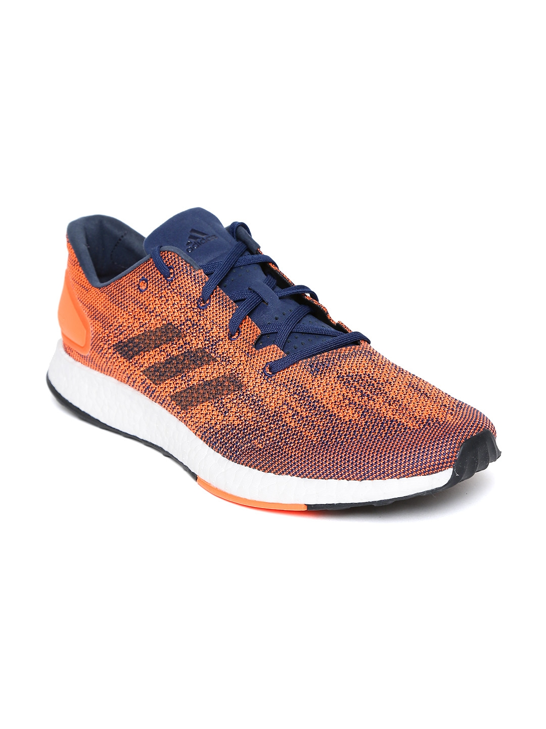 c546550b70f66 Buy ADIDAS Men Orange PUREBOOST DPR Running Shoes - Sports Shoes for ...