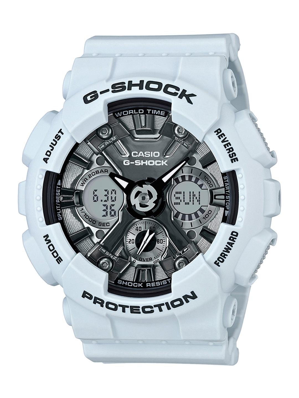 CASIO G-Shock S-Series Women Blue Analogue   Digital Watch GMA-S120MF-2ADR  G731 e4752c5073
