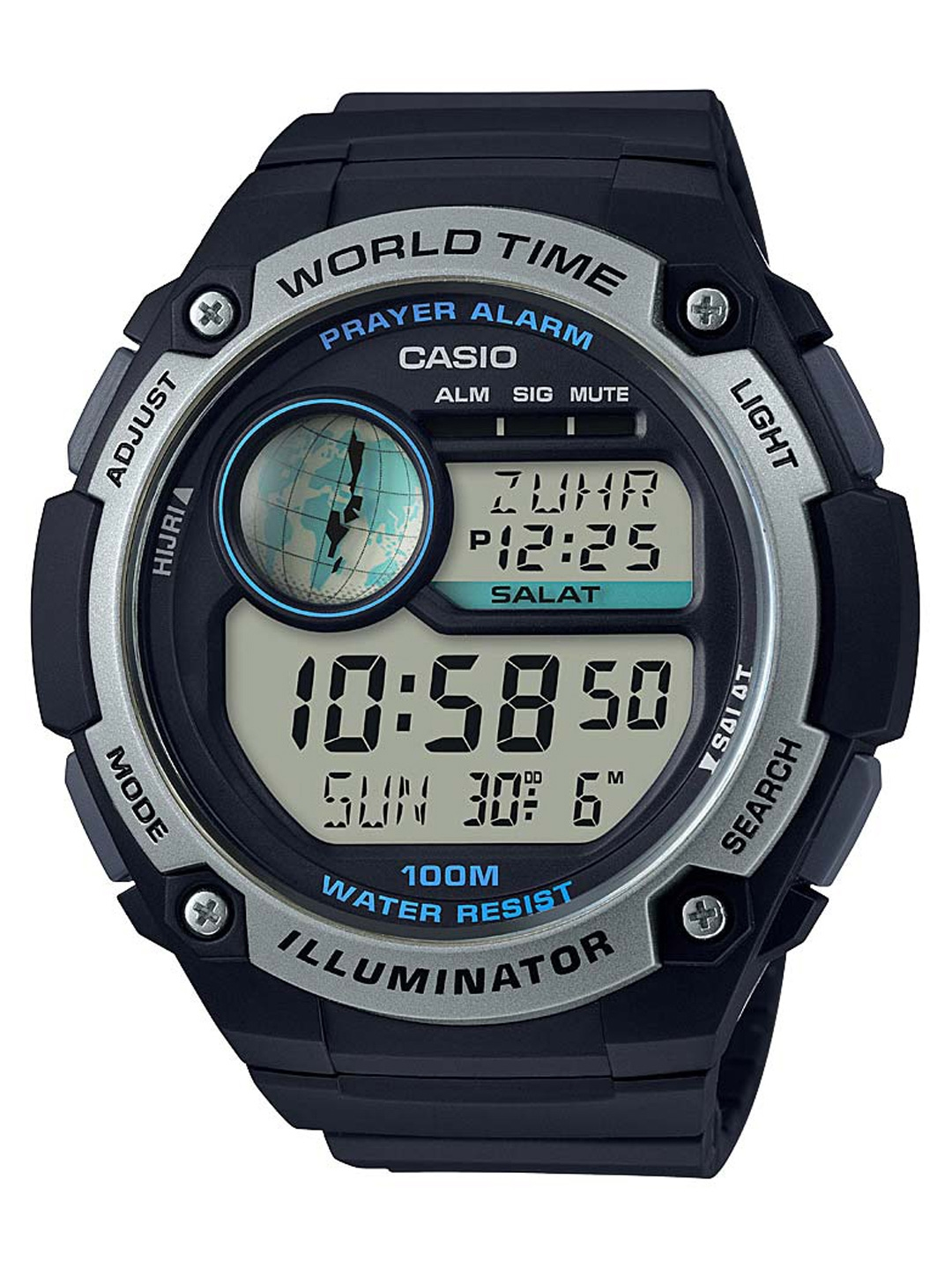 65409fd58d9 Buy Casio Youth Series Men Digital Watch CPA 100 1AVDF(D143 ...