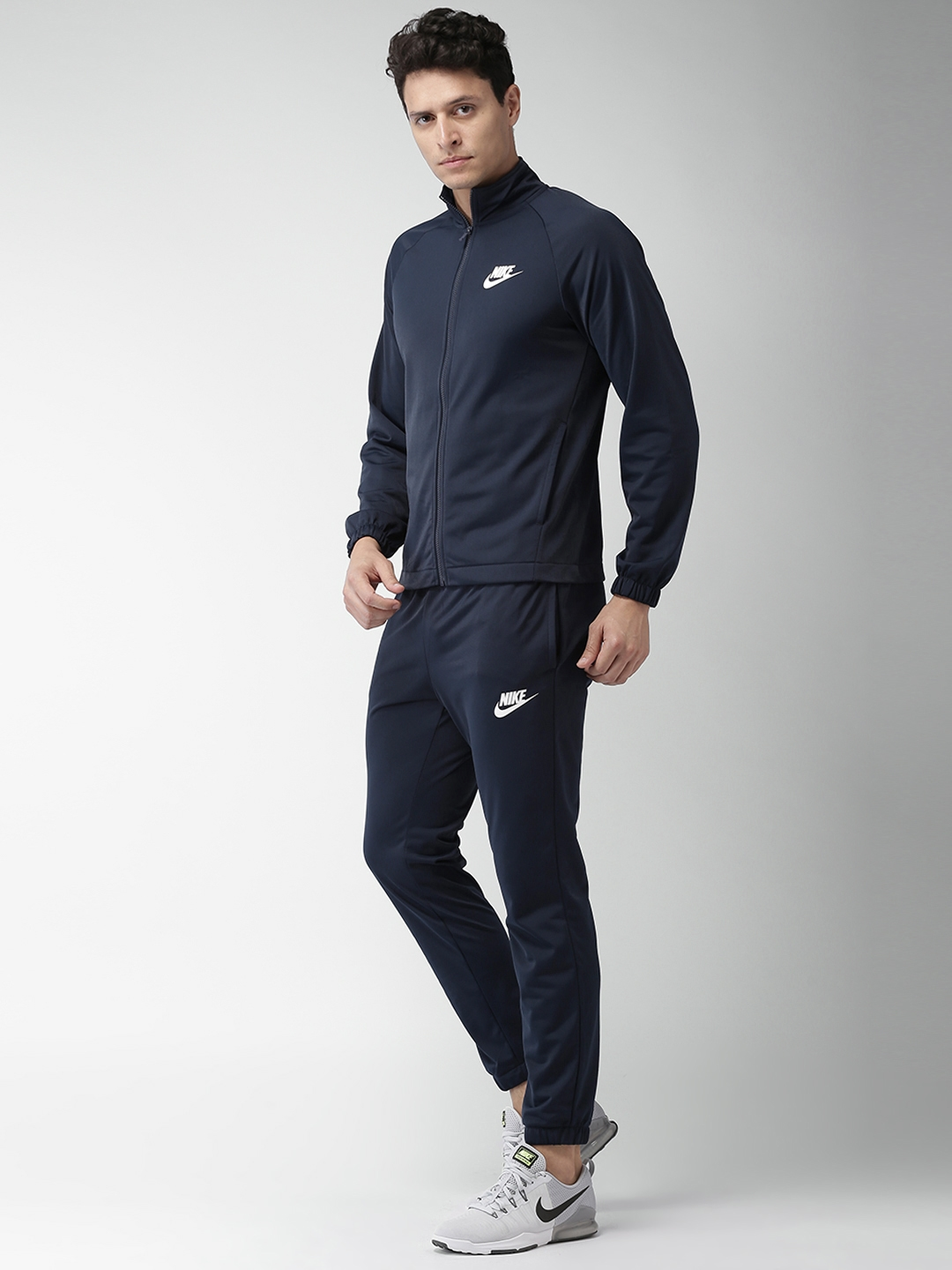 65499ba0f Buy Nike Navy Blue AS M NSW TRK SUIT PK BASIC Tracksuit - Tracksuits ...