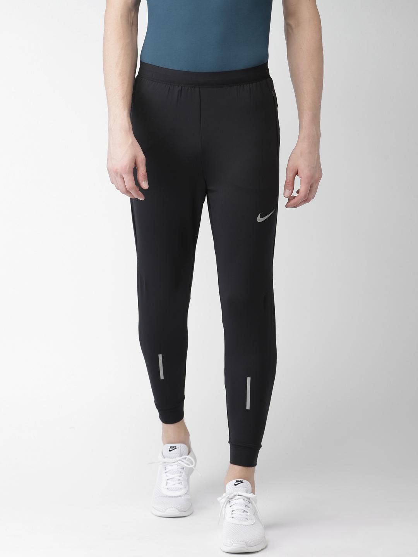 Buy Nike Black AS M NK DRY PHNM PANT Track Pants - Track Pants for ... a5e03417c871