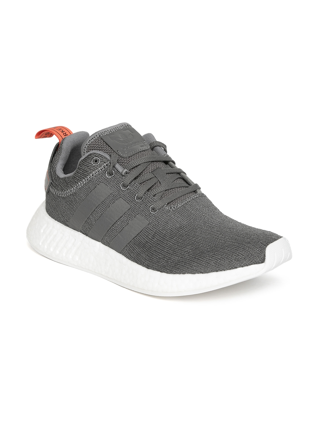 af0927acd11e4 Buy ADIDAS Originals Men Charcoal Grey NMD R2 Sneakers - Casual ...