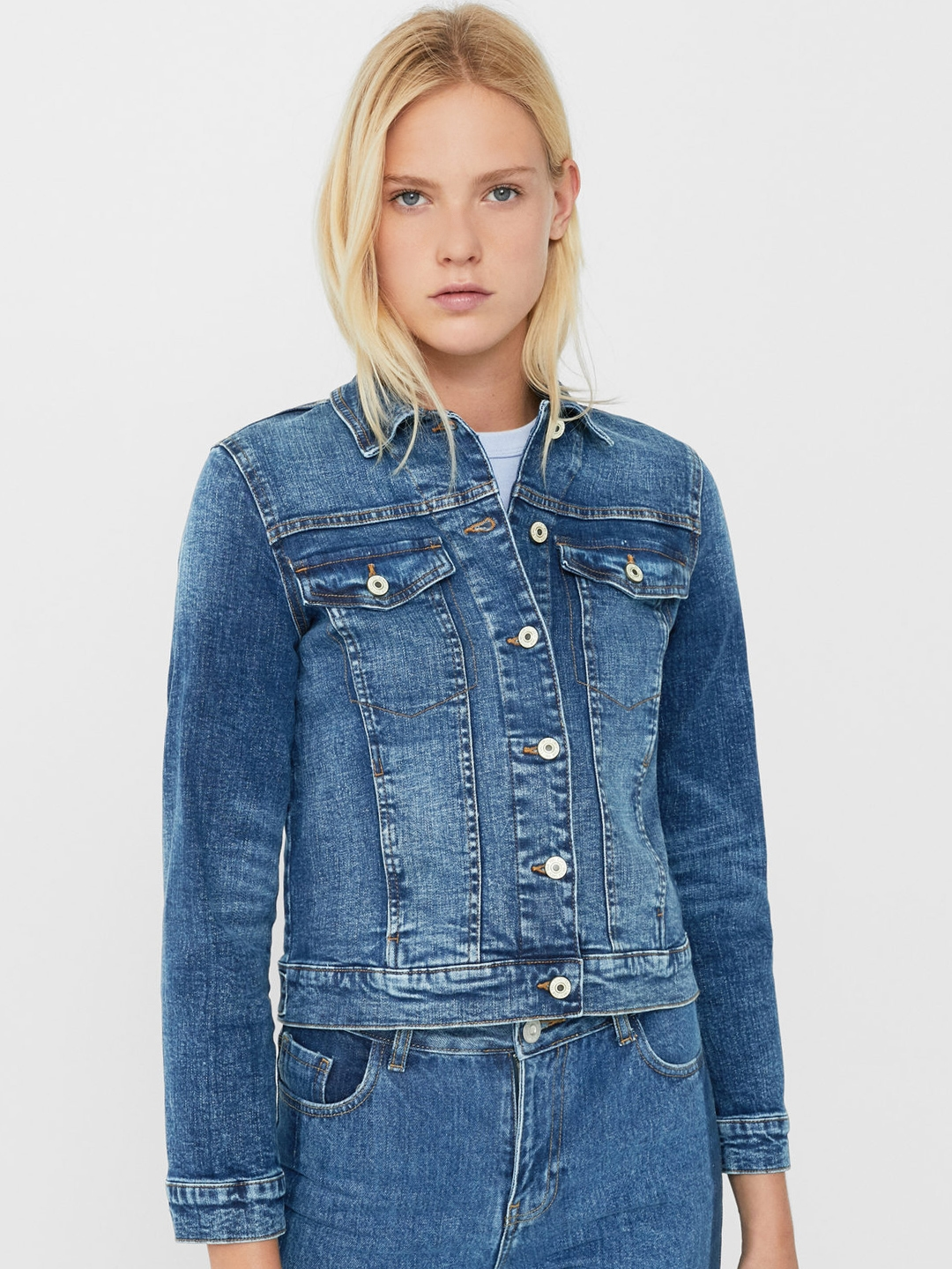 Blue Denim Jackets - Buy Blue Denim Jackets online in India