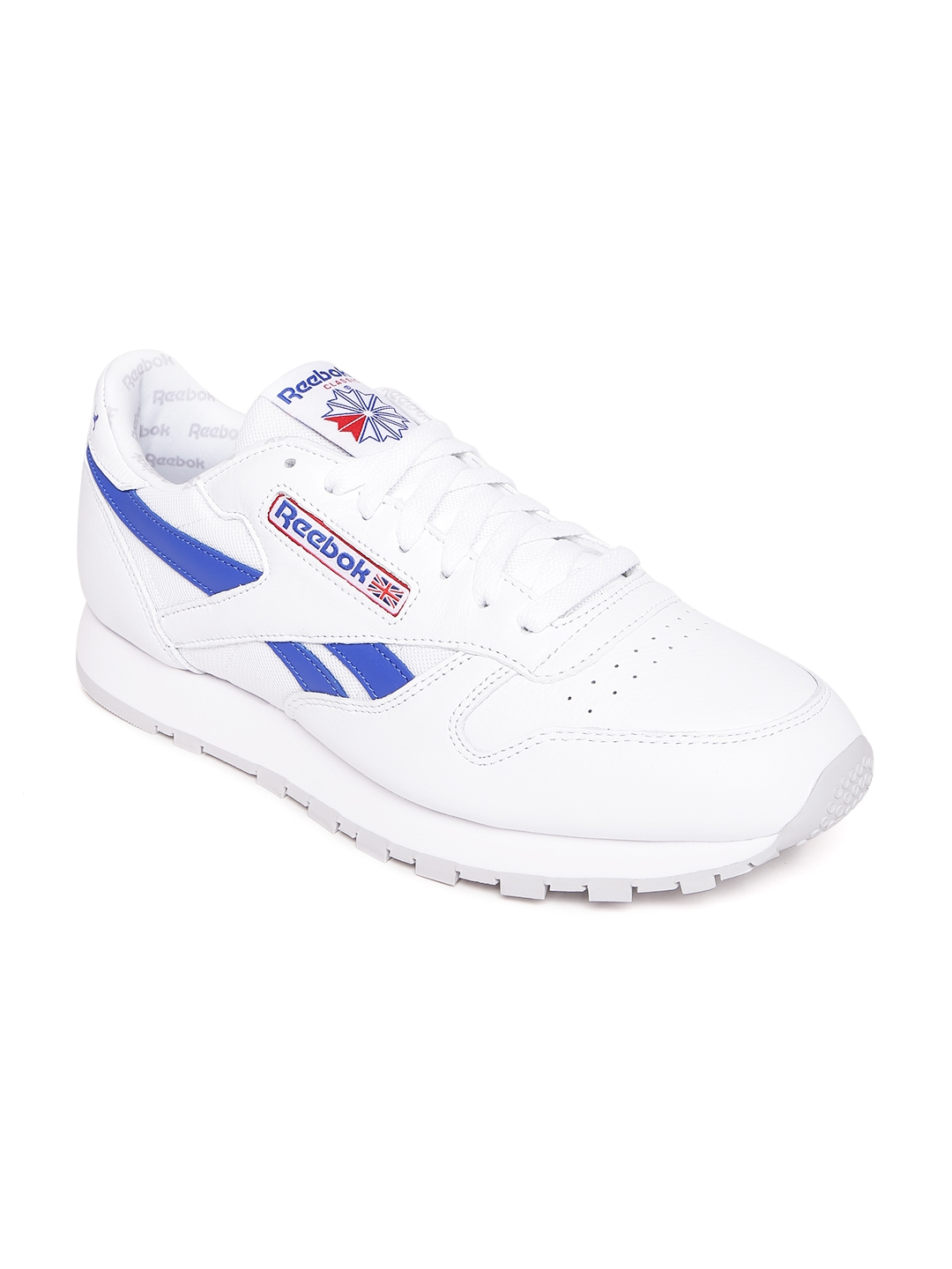 189764356b428 Reebok Classic Men White CL Leather SO Sneakers. Rs. 7999Additional ...