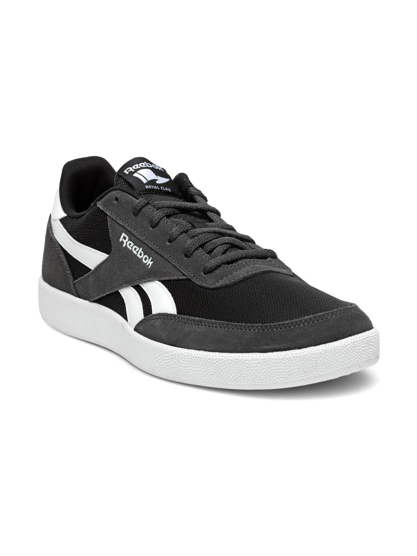 cc3c50bfc12 Buy Reebok Classic Men Black Royal Bonoco Sneakers - Casual Shoes ...