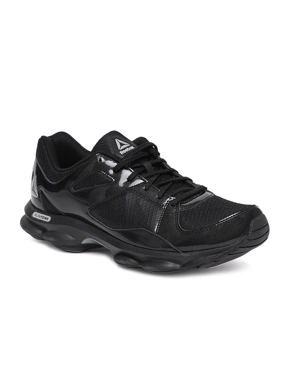 f1f274fb2e2 Buy Reebok Classic Men Black Running Shoes - Sports Shoes for Men ...