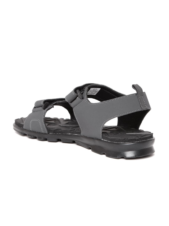 c8d7505e2e4 Buy Reebok Men Charcoal Grey Royal Flex Sports Sandals - Sports ...