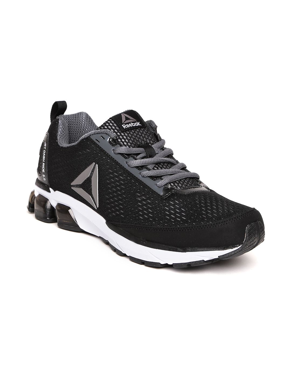 df5b67ce5c42 Buy Reebok Men Black Jet Dashride 5.0 Running Shoes - Sports Shoes ...
