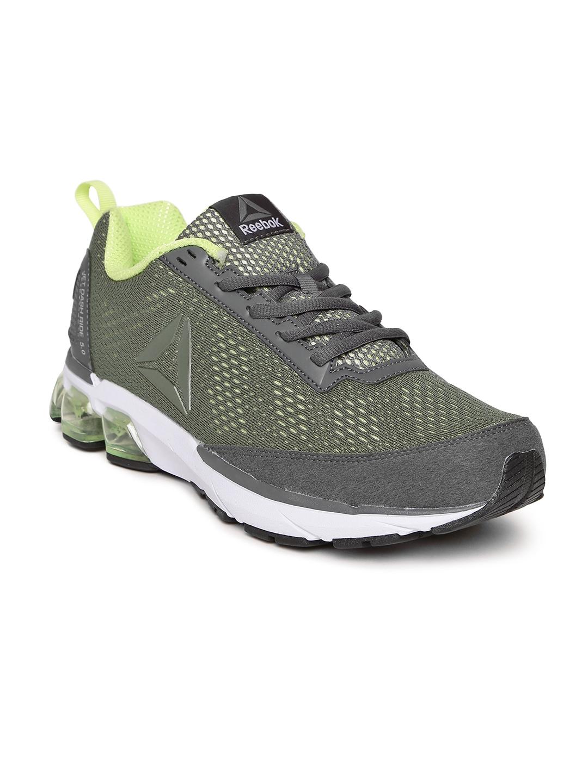 f22fda8eb94 Buy Reebok Men Olive Green Jet Dashride 5.0 Running Shoes - Sports ...