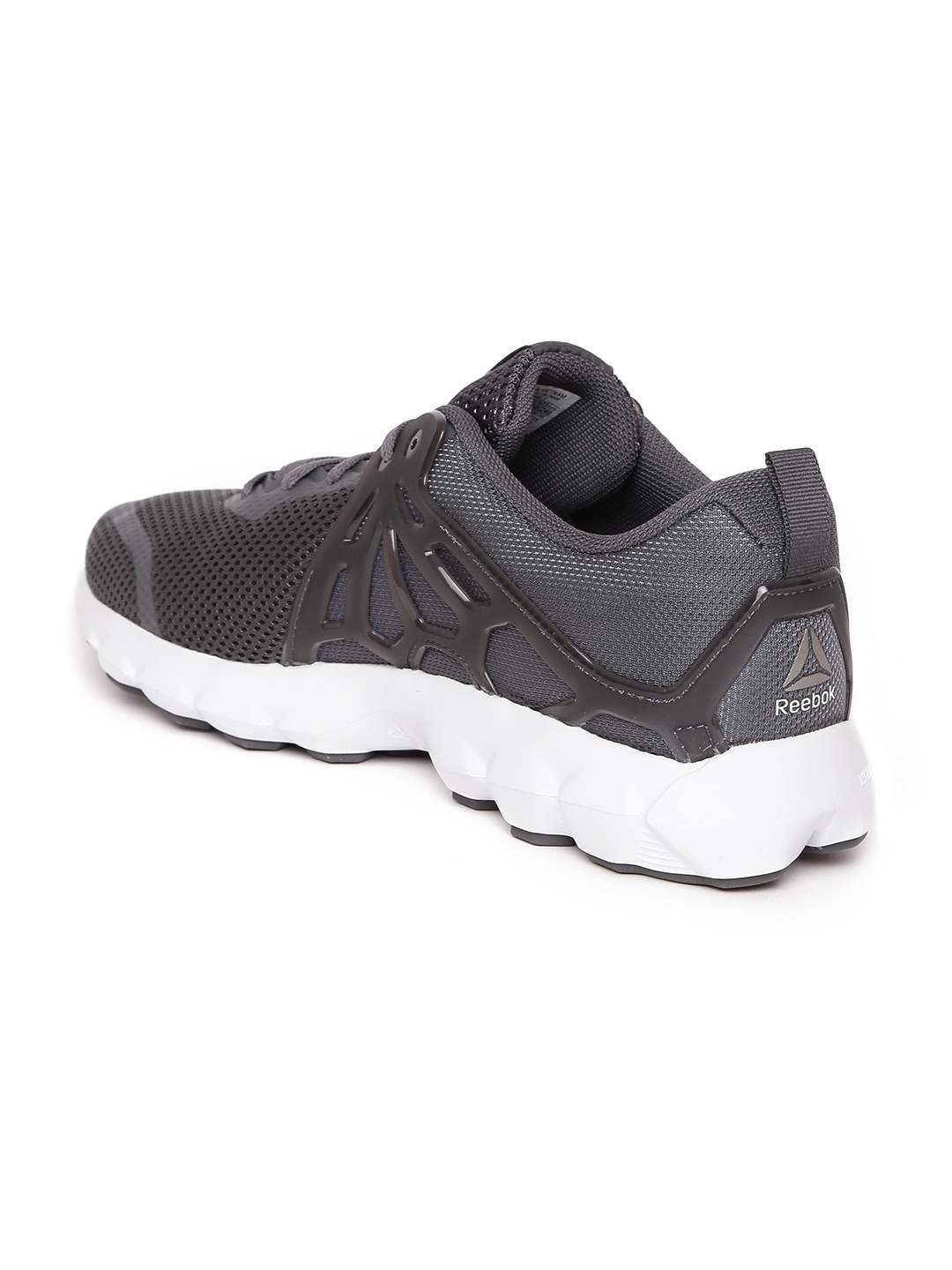 10e948bd37973a Buy Reebok Men Grey Hexaffect 5.0 MTM Running Shoes - Sports Shoes ...