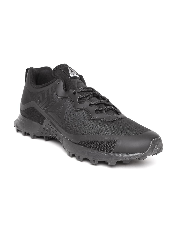 adf83d9e787 Buy Reebok Men Black All Terrain Craze Running Shoes - Sports Shoes ...