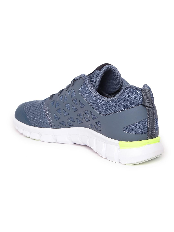26d81b71ba7 Buy Reebok Men Blue Sublite XT Cushion 2.0 MT Running Shoes - Sports ...