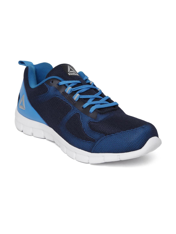 4108cf59798e Buy Reebok Men Blue Super Lite Running Shoes - Sports Shoes for Men ...