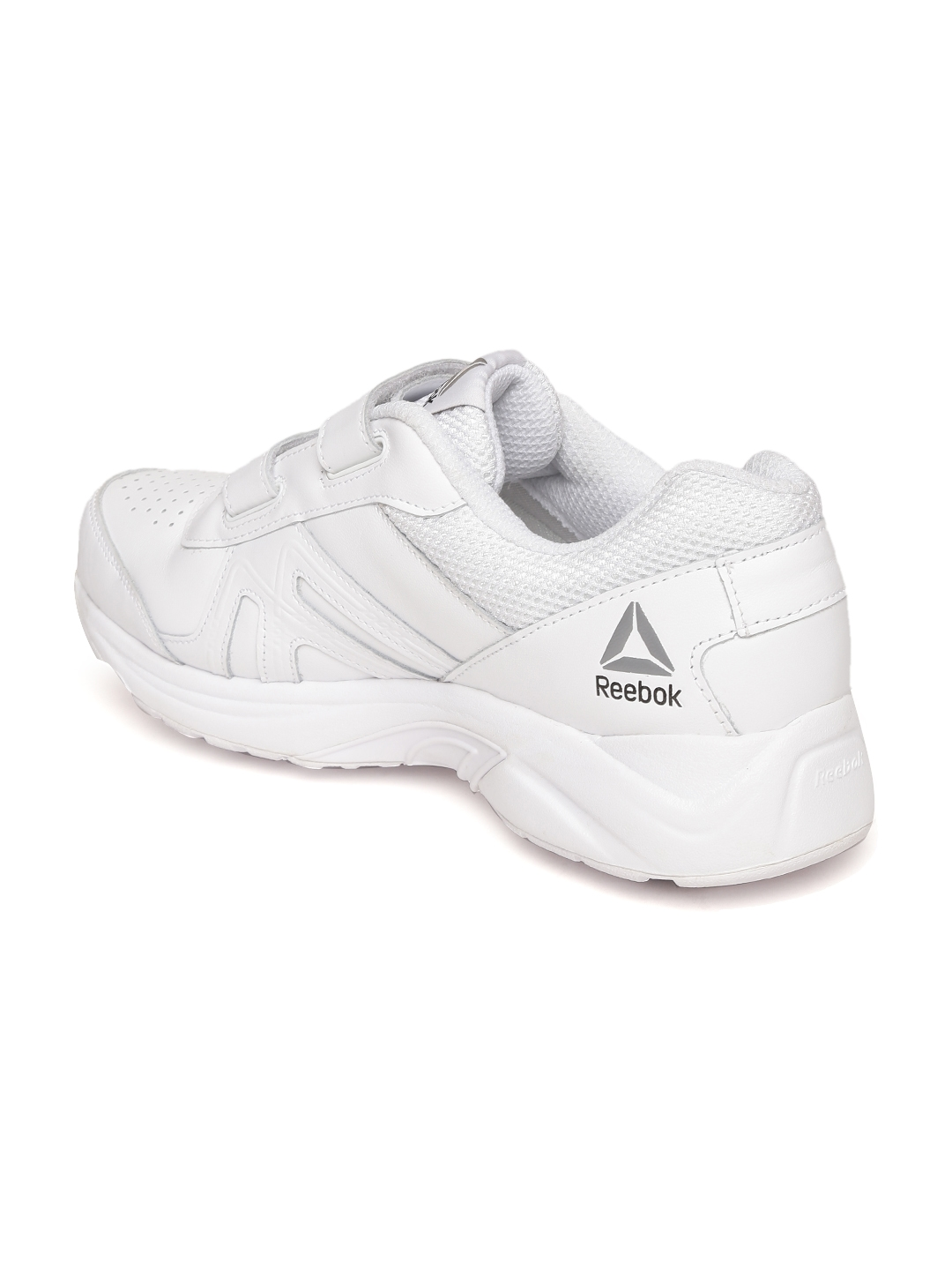1480562808bb2a Buy Reebok Men Off White Max Stride Plus Walking Shoes - Sports ...
