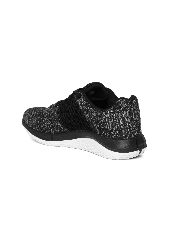 Buy Reebok Women Black ZPrint Clean Running Shoes - Sports Shoes for ... abe254da6