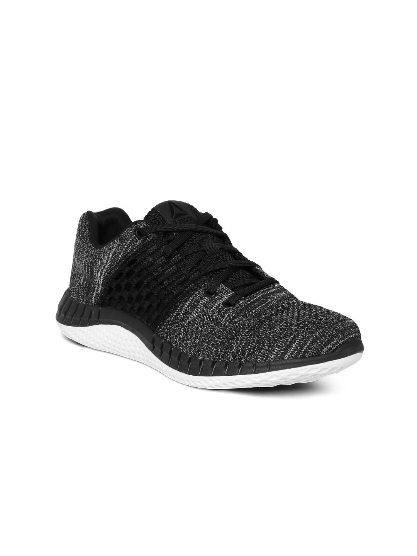 ace14589e04f Buy Reebok Women Black ZPrint Clean Running Shoes - Sports Shoes for ...