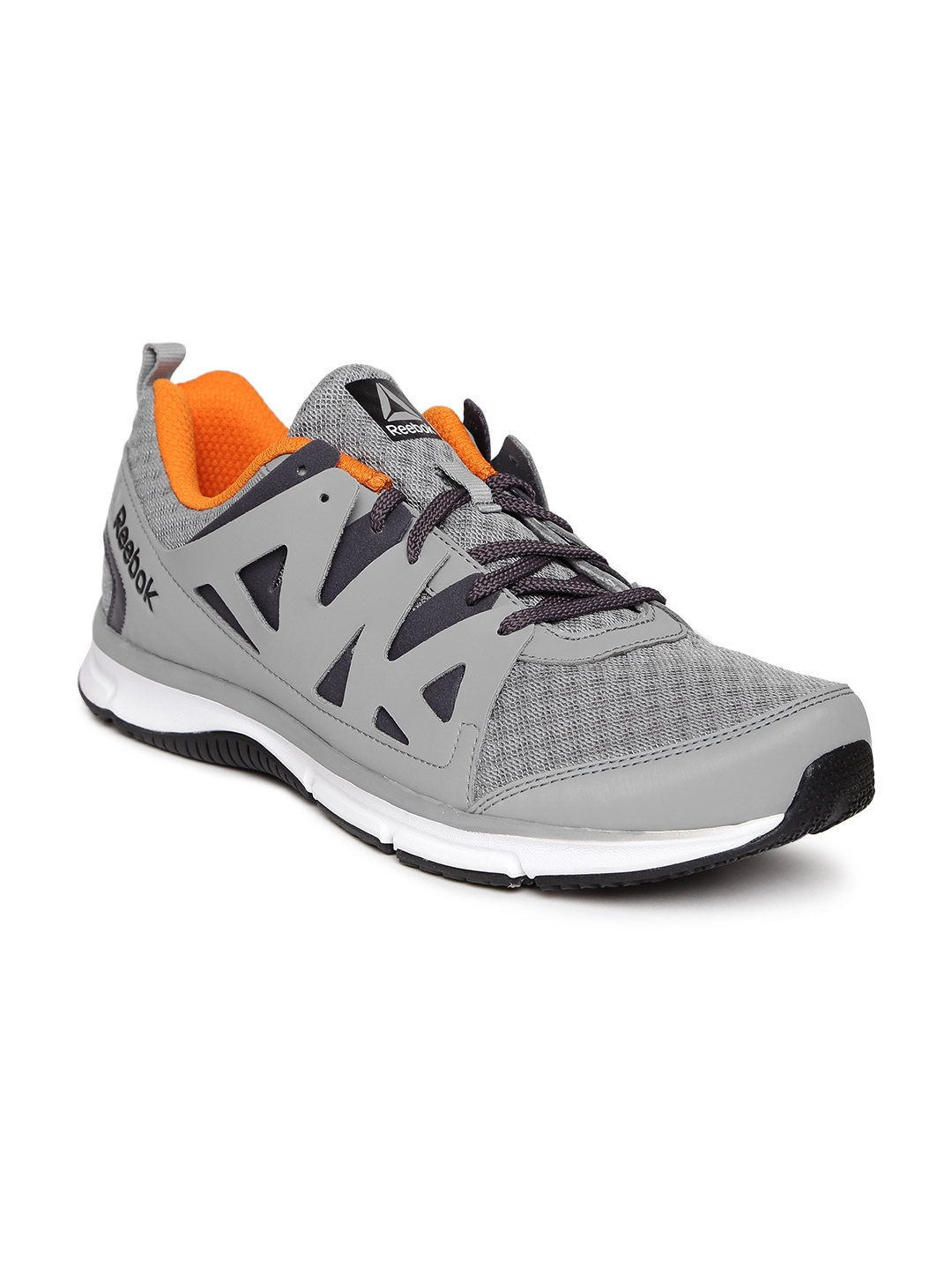 38c06880757 Buy Reebok Men Grey Supreme 3.0 MT Running Shoes - Sports Shoes for ...