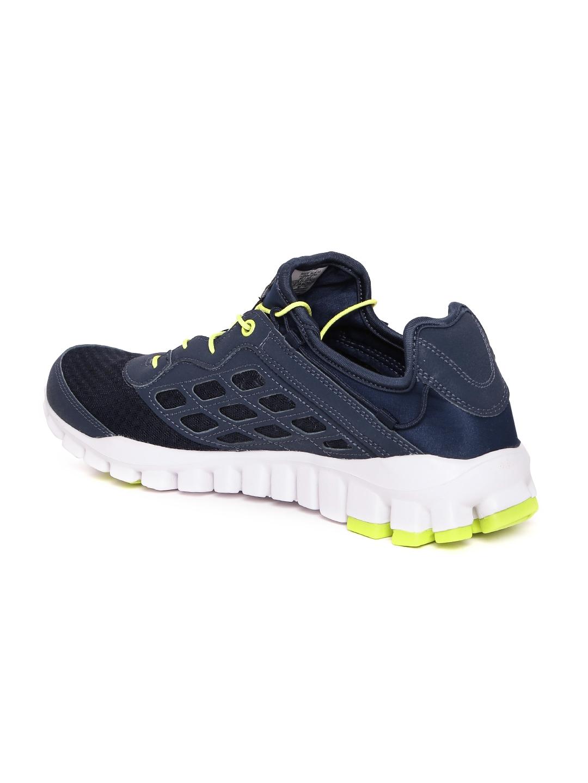 Buy Reebok Men Navy Blue One Rush Flex Running Shoes - Sports Shoes ... f2ce36359