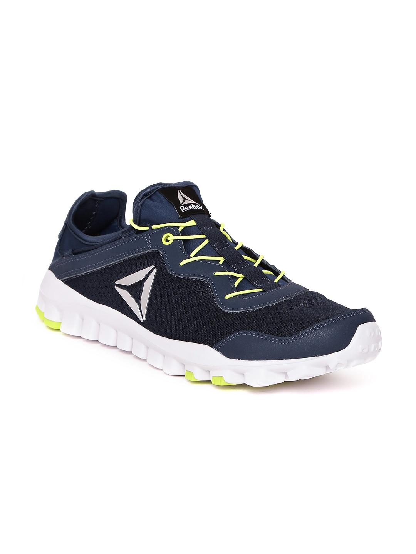 4ac45a1cc2ff Buy Reebok Men Navy Blue One Rush Flex Running Shoes - Sports Shoes ...
