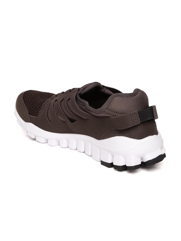b737144b8369 Buy Reebok Men Coffee Brown Travel PRO Training Shoes - Sports Shoes ...