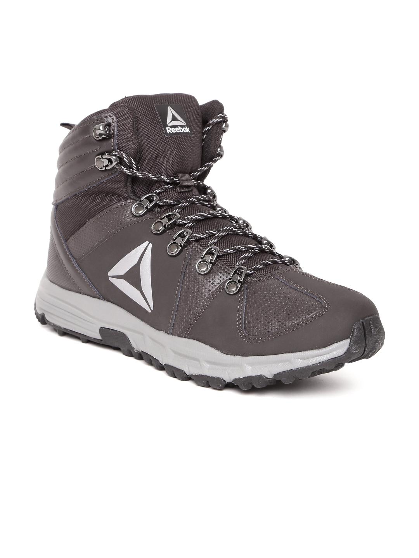 Buy Reebok Men Coffee Brown Outdoor Voyager Trekking Shoes - Sports ... df26ea1fe