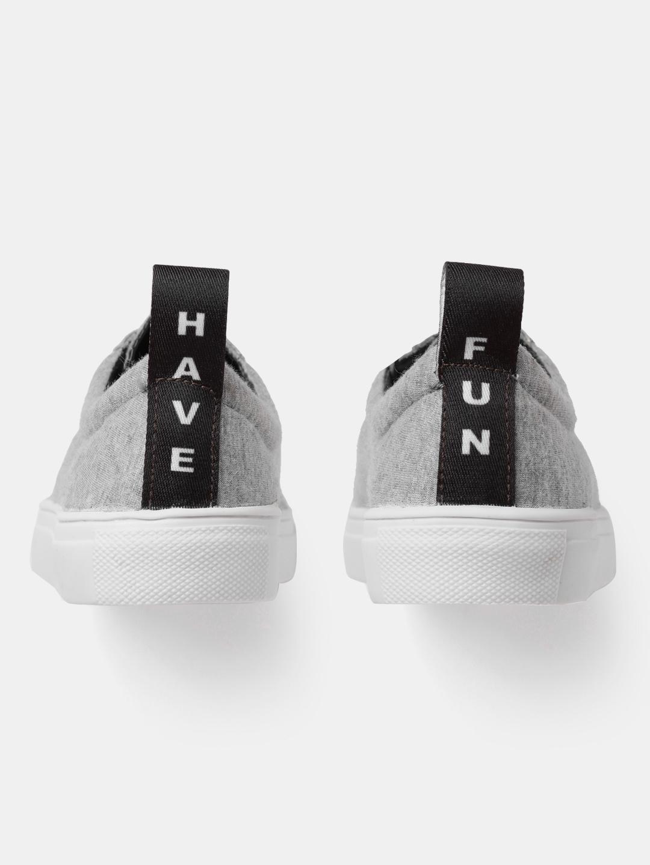 1f163e6e2 Buy Kook N Keech Women Grey Melange Sneakers - Casual Shoes for ...