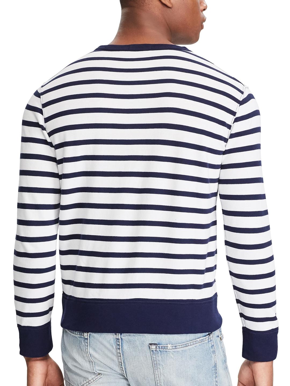 0659e11c2 Buy Polo Ralph Lauren Classic Spa Terry Sweatshirt - Sweatshirts for ...