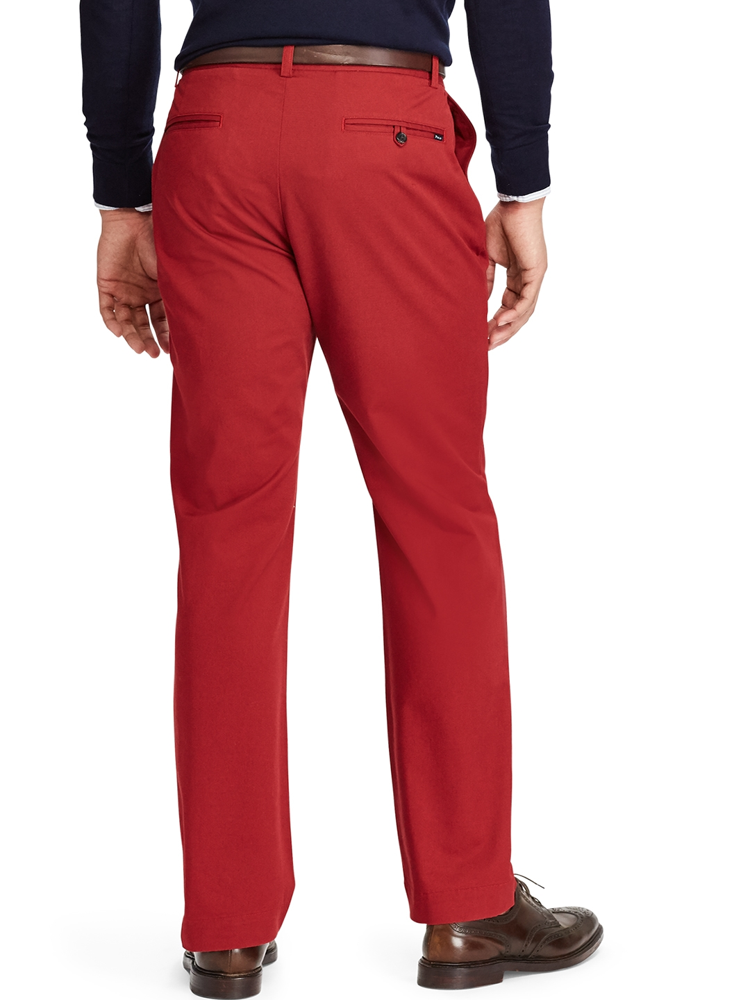cbc0ca1d90f2 Buy Polo Ralph Lauren Stretch Slim Fit Cotton Chinos - Trousers for ...