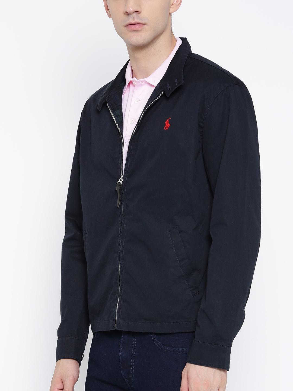 b349d8c22 Buy Polo Ralph Lauren Cotton Twill Jacket - Jackets for Men 2004250 ...