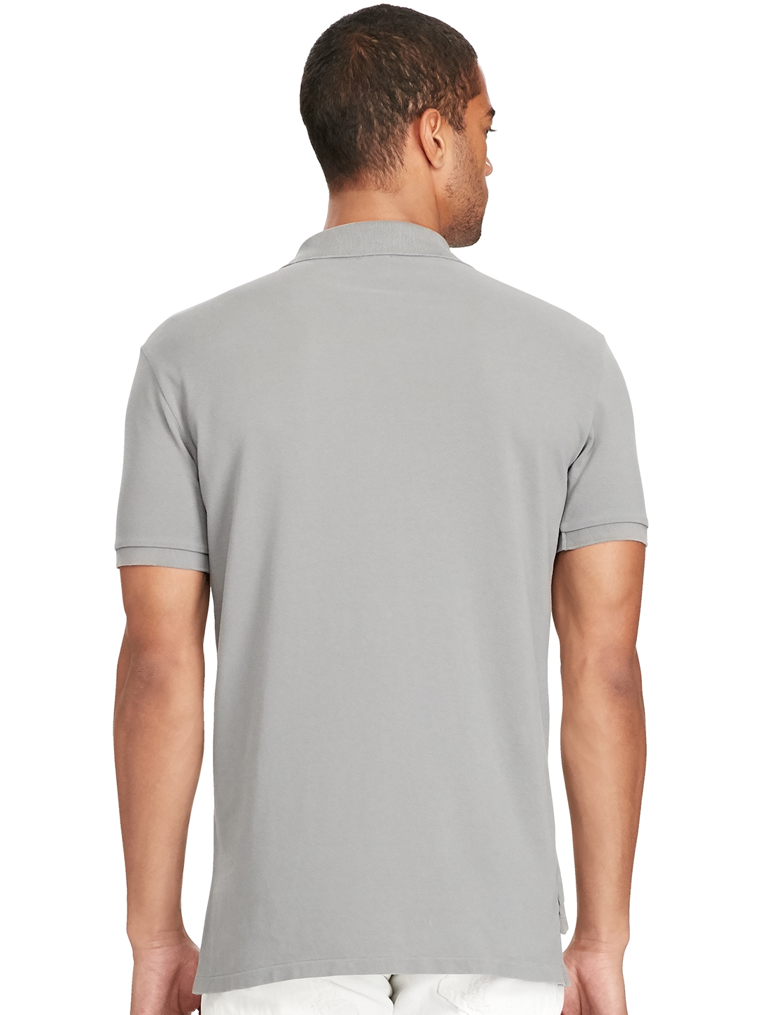 a569b347a0f Buy Polo Ralph Lauren Custom Fit Weathered Mesh Polo - Tshirts for ...