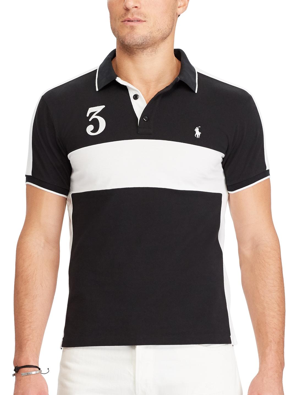 8922200e1 Buy Polo Ralph Lauren Custom Slim Fit Mesh Polo - Tshirts for Men ...