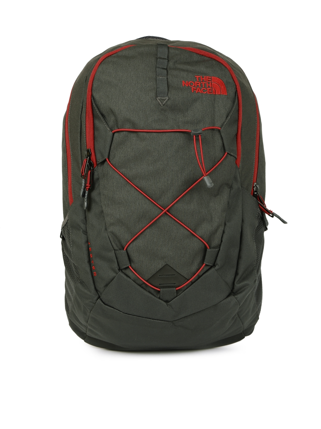 5b22703811 Buy The North Face Unisex Grey Solid Jester Backpack - Backpacks for ...