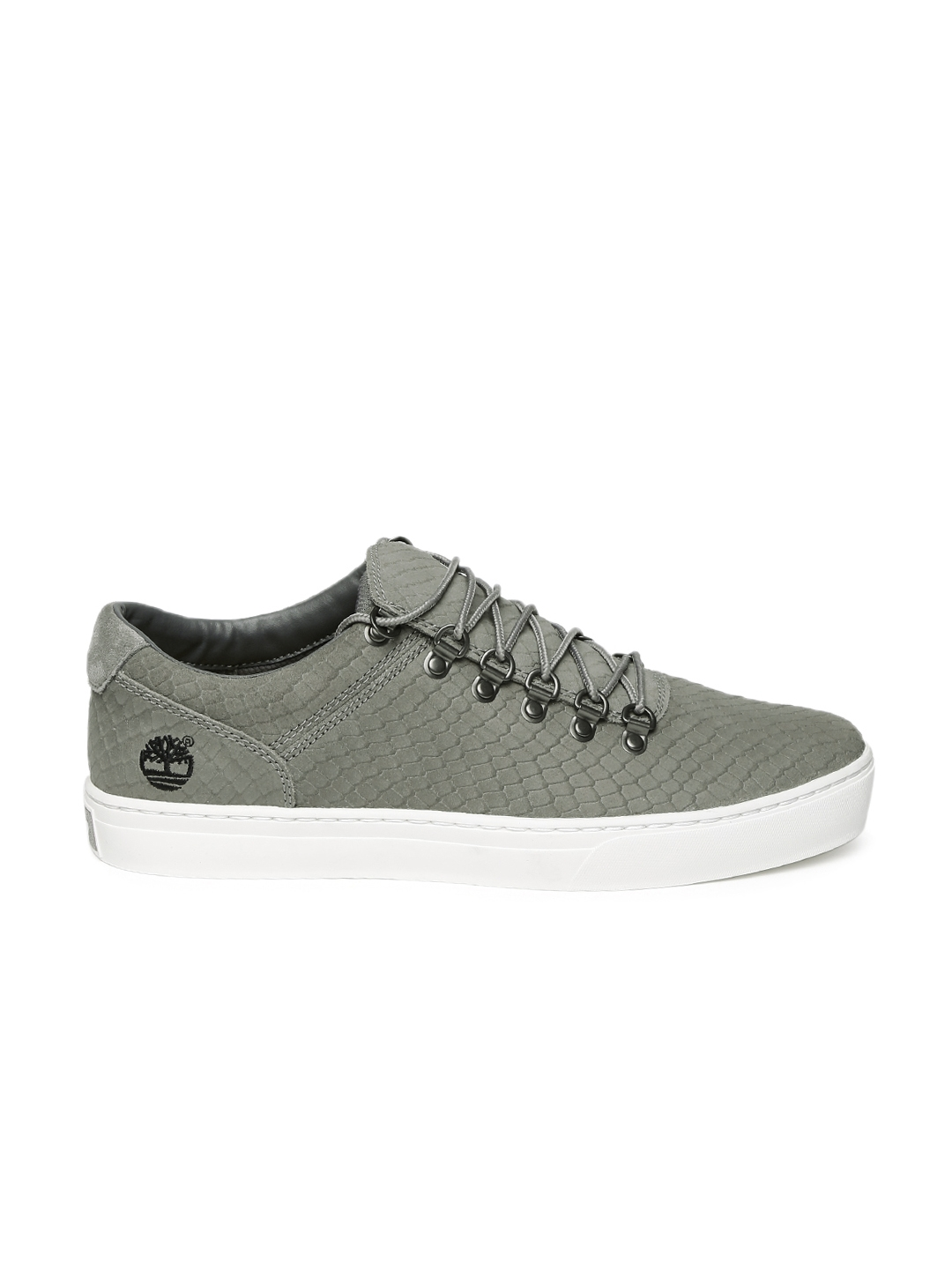 a5b2586d6dfe Buy Timberland Men Grey Adv2.0 Cupalpox Leather Sneakers - Casual ...