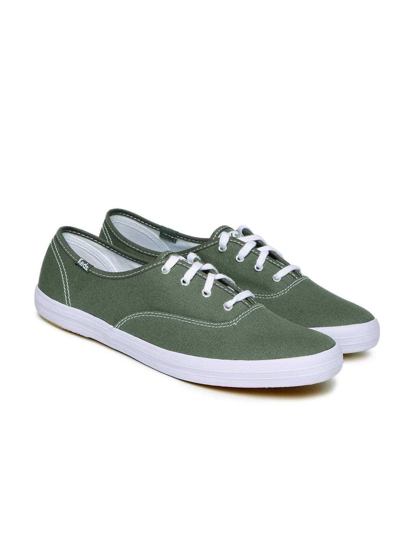 2bf6319bdb345 Buy Keds Women Grey CHAMPION Sneakers - Casual Shoes for Women ...