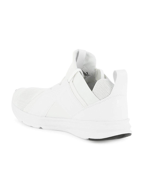 de5e73c2305 Buy Puma Men White Enzo Mesh Running Shoes - Sports Shoes for Men ...