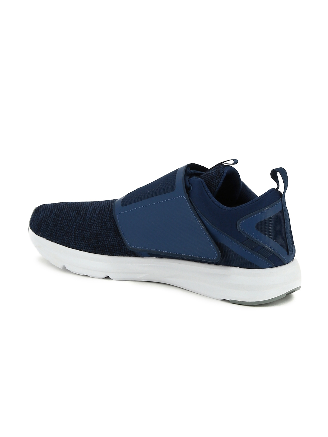 Buy Puma Men Blue Enzo Strap Knit Running Shoes - Sports Shoes for ... f3749f940
