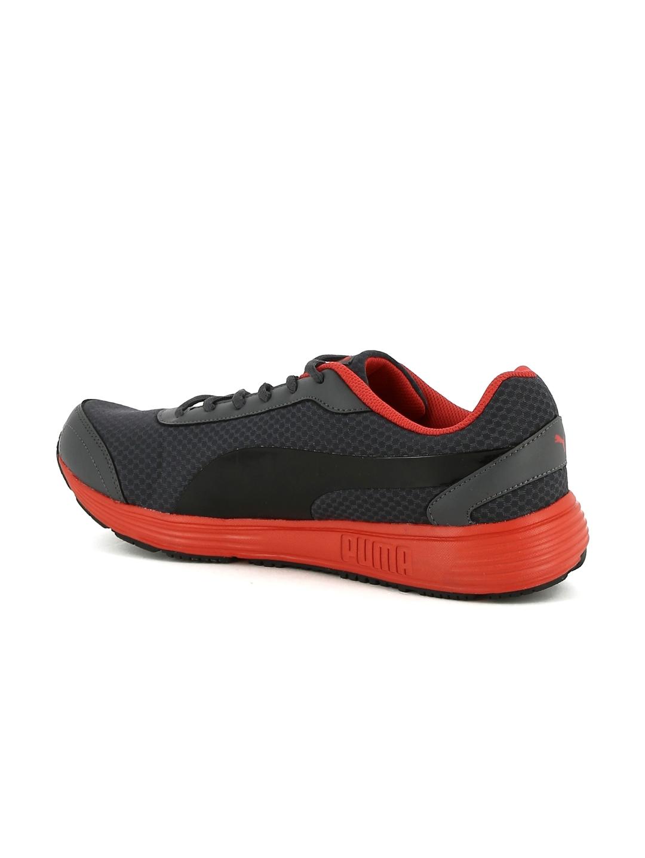 67c99c54f9ad23 Buy Puma Men Charcoal Grey Reef Fashion Running Shoes - Sports Shoes ...