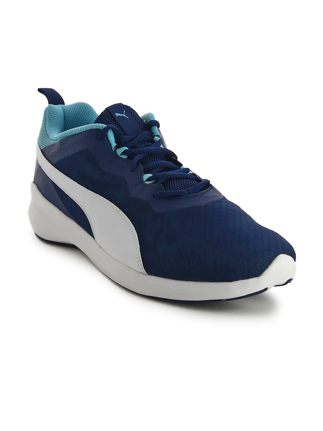 Buy Puma Men Blue Pacer Evo Running Shoes - Sports Shoes for Men ... 3719a0888