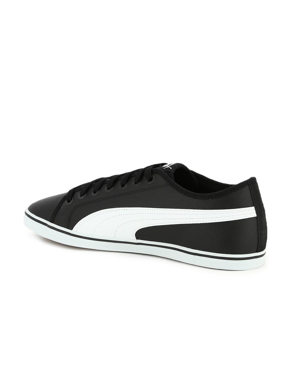 48135bef2db0 Buy Puma Unisex Black Elsu V2 CV Sneakers - Casual Shoes for Unisex ...