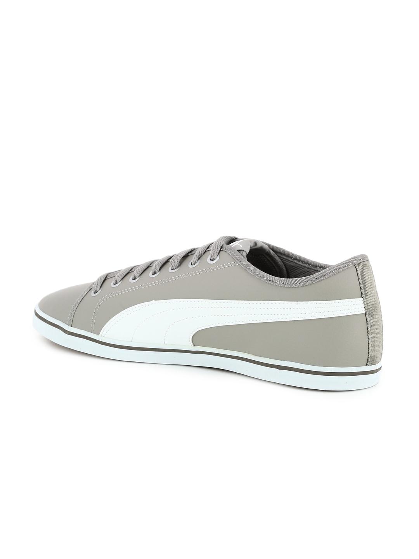 5c610af20e6 Buy Puma Unisex Grey Elsu V2 SL Sneakers - Casual Shoes for Unisex ...