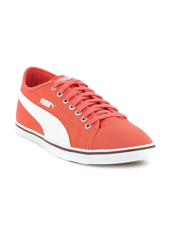 8615a2d01d6 Puma Unisex Coral Pink Elsu v2 CV Sneakers