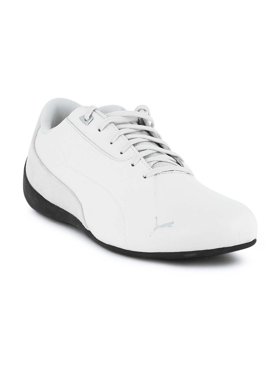 7ea195321aa Buy Puma Unisex Off White Drift Cat 7 CLN Sneakers - Casual Shoes ...