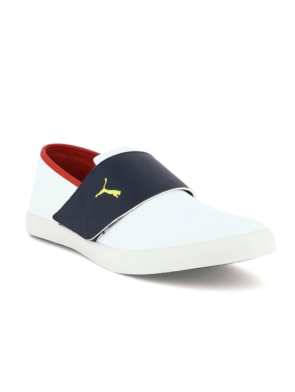c78249a2811 Buy Puma Men White El Rey Milano II DP Sneakers - Casual Shoes for ...