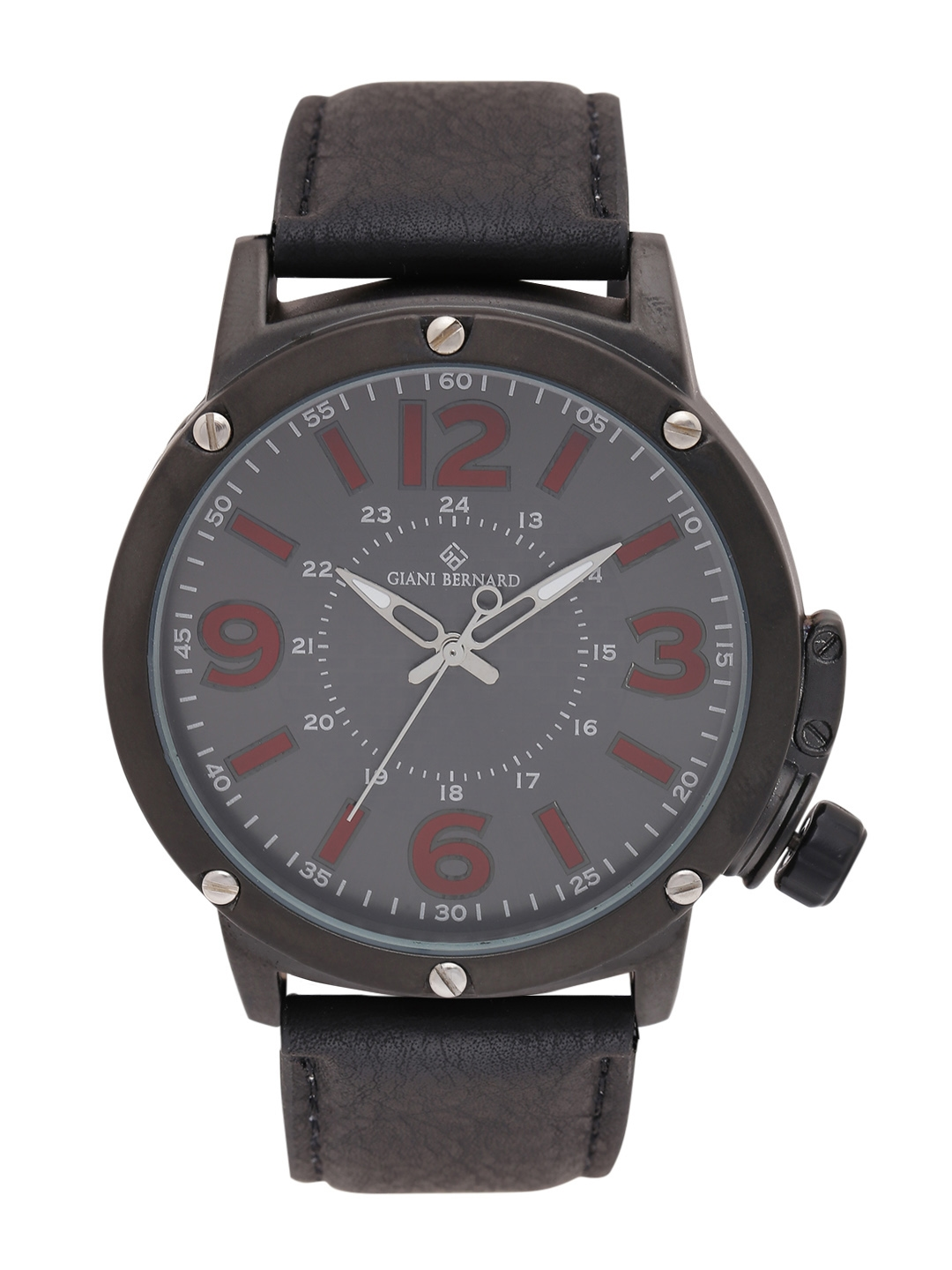 Giani Bernard Men Grey Analogue Watch  GB 105E